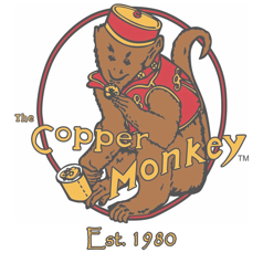 The Copper Monkey logo